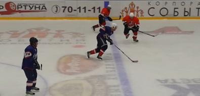 На Сахалине стартовали матчи Ночной хоккейной лиги