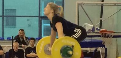 Сахалинцы приняли участие впервенстве России потяжелой атлетике
