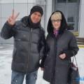 Денис Майданов прилетел наСахалин