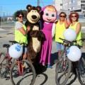 """В Южно-Сахалинске прошел велопробег """"Здоровое будущее"""""""