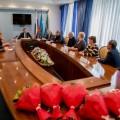 В Южно-Сахалинске чествовали участников всероссийской спартакиады пенсионеров