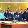 Поронайские школьники побывали наэкскурсии вместном отделе полиции