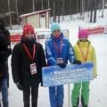 Сахалинцы Ярослав Гришин иОлеся Тренихина завоевали золото Кубка Анны Богалий