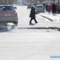 """В Южно-Сахалинске снова """"вздулся"""" Коммунистический проспект"""