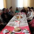 В преддверии Днязащитника Отечества корсаковская молодежь поздравила ветеранов