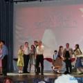 В Аниве концертом отметили День защитника Отечества