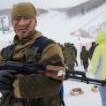 """На сахалинском """"Горном воздухе"""" отметили День защитника Отечества"""