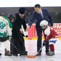 На Сахалине стартовал детский Кубок губернатора похоккею