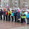 """В первом этапе проекта """"Лыжи вшколу"""" приняли участие 100 юных южносахалинцев"""
