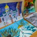 """В Южно-Сахалинске продолжается конкурс изобразительного искусства """"Я люблю свой город"""""""
