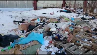 """Производитель контейнеров дляТБО """"укрыл"""" мусором берег озера воВладимировке"""