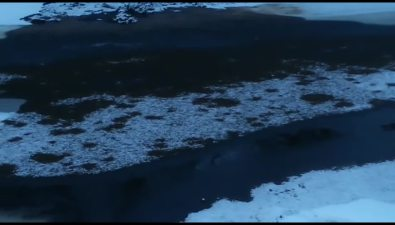 Разлив мазута обнаружили нареке Найбе