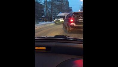 На улице Амурской вЮжно-Сахалинске сбили пешехода