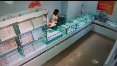 В Корсакове ограбили ювелирный магазин