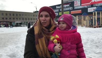 В Холмске отметили третью годовщину присоединения Крыма кРоссии