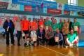 Ветераны спорта изДолинска стали победителями Кубка мэра поволейболу