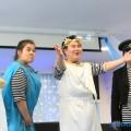 В Сахалинском колледже искусств отметили Всемирный день театра