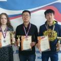 Сахалинец Денис Синстал чемпионом Дальнего Востока поклассическим шахматам