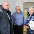 Ветеран Великой Отечественной войны изКрасногорска Александр Хабаров отметил 90-летие