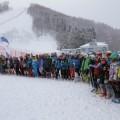 Более 100 горнолыжников вступили вборьбу занаграды всероссийских соревнований вЮжно-Сахалинске