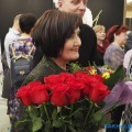 Сахалинский флорист Александра Кудряшова отметила юбилей вкругу учеников идрузей