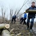 За день вЮжно-Сахалинске собрали более 4000 кубических метров мусора