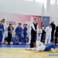 В Поронайске назвали победителей лично-командного первенства района подзюдо