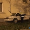 Странно припаркованный автомобиль привлек внимание сотрудников ДПСв Южно-Сахалинске