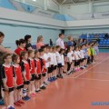 """Команда детского сада """"Аленушка"""" изЮжно-Сахалинска стала первой наобластных соревнованиях пояпонскому мини-волейболу"""