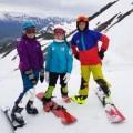 Сахалинские сноубордисты успешно выступили насоревнованиях наКамчатке