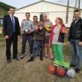 В невельском православном реабилитационном центре вследующем году появится площадка дляигровых видов спорта
