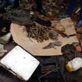 В Поронайске вруинах дома обнаружены кости женщины