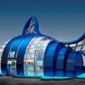 На Восточном экономическом форуме Сахалинская область разместится всобственном павильоне-рыбе
