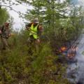 К борьбе слесным пожаром вОхинском районе привлекут ещеодин вертолет