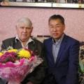 Почетный гражданин Невельского района Василий Грищук отметил 80-летний юбилей
