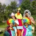 Дошколята села Костромского отправились впутешествие встрану сказок