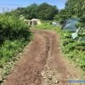 """После проливных дождей """"Роднику"""" помогли привести впорядок территорию палаточного лагеря"""