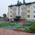 На улице Репина вНогликах сдали домна 12 квартир