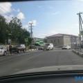В Холмске столкнулись мотоцикл иавтомобиль