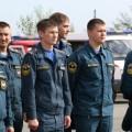 Лучшими среди звеньев газодымозащитной службы вэтом году стали представители Александровска-Сахалинского