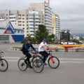 Велопробег к135-летию города собрал около 150 южносахалинцев