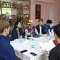 """Сахалинский """"Этнос"""" подписал соглашение осотрудничестве сфедерацией корейских исполнительских искусств """"Самульнори"""""""