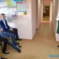 Поронайские старшеклассники узнали оформировании пенсии