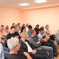 В Южно-Сахалинске судьи икомиссары баскетбольных матчей повысили свои категории
