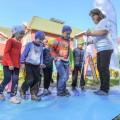 В южно-сахалинском детском саду №6 презентовали сборник занятий побезопасности наприроде