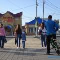 "В Южно-Сахалинске невсем участникам акции ""На работу навелосипеде"" хватило шоколада"