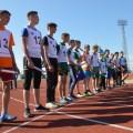 Корсаковские школьники отвоевали ухолмчан кубок поэстафетному бегу