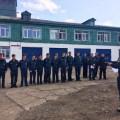 Жителям частного сектора Александровска-Сахалинского напомнили оправилах пожарной безопасности