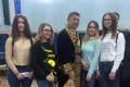 Воспитанники шахтерской школы искусств вернулись наСахалин после успешных выступлений вНижнем Новгороде