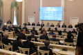 Сахалинский сенатор Дмитрий Мезенцев принял участие вработе Межпарламентской ассамблеи участников СНГ